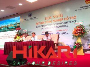Hội nghị Kết nối công nghiệp hỗ trợ thành phố Đà Nẵng