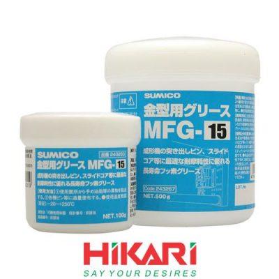 Mỡ bôi trơn khuôn ép nhựa Sumico Mold grease MFG-15 500g