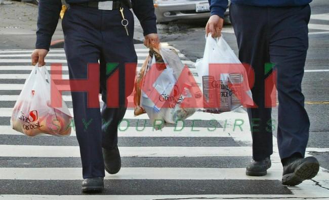 Hàn Quốc chính thức cấm sử dụng túi nilon trong siêu thị và cửa hàng tạp hóa