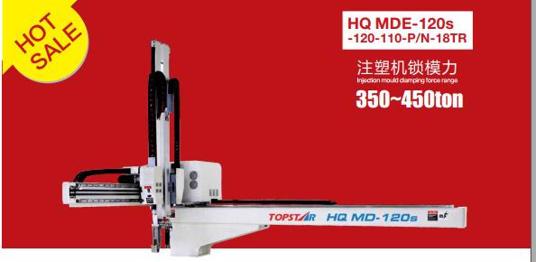 ĐỘNG CƠ SERVO ĐIỀU KHIỂN VÀ 2 TAY LẮP ROBOT HQ MDE-120s-120-110-P/N-18TR-TOPTAR-HIKARI_HCM