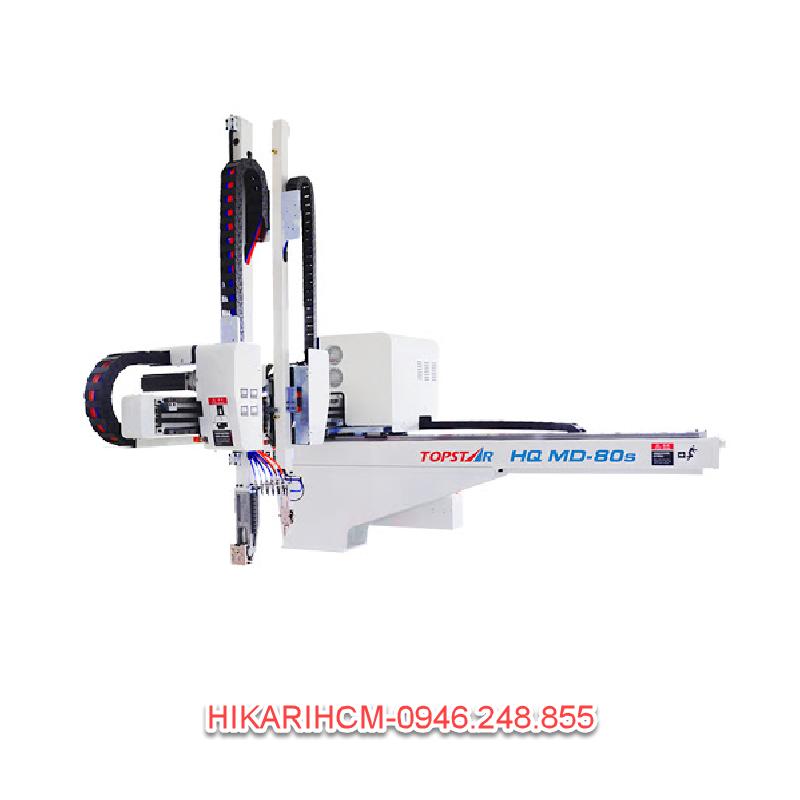 ROBOT SERVO ĐIỀU KHIỂN 2 TAY LẮP HQ MDE-80s-80-79-P/N-14TR-TOPTAR-HIKARI